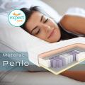 Materac Penlo sprężynowo-piankowy